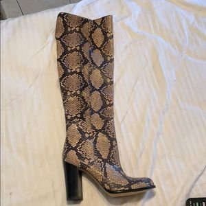 Python print boots,With zipper